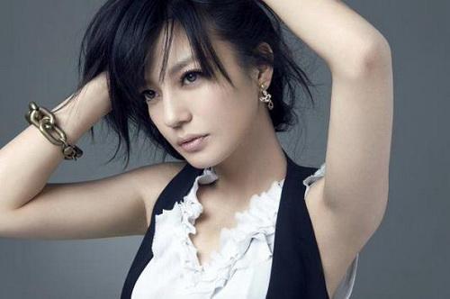 chinese girl vicki zhao wei