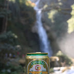 Vesiputouksilla saa nauttia yhden oluen