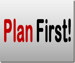 Test Plan First
