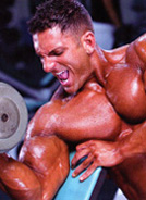 Armon Adibi Top National Competitive Bodybuilder