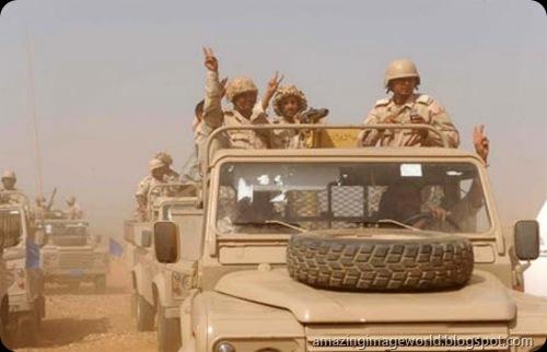 Saudi troops001