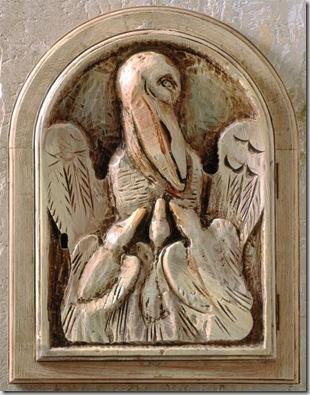 Tabernacolo (Chiesa della Madonna del Grappolo, Modolo)