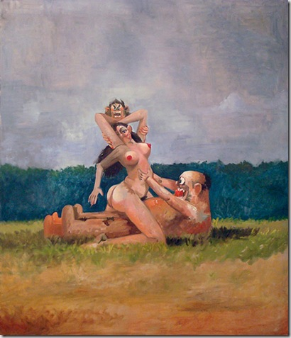 Adam and Eve, 2007