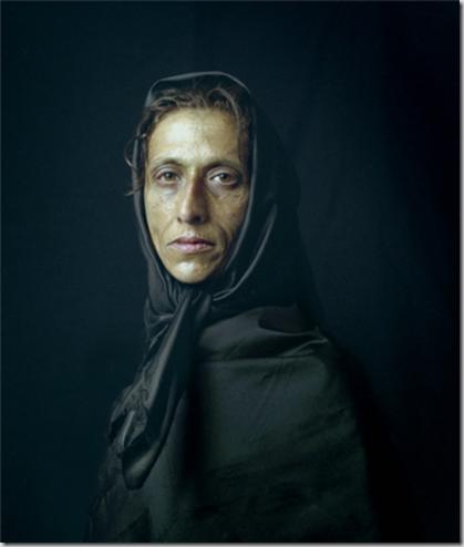 Amparo 2007 © Pierre Gonnord