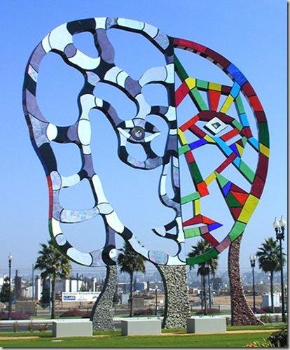Niki de St. Phalle - San Diego, California