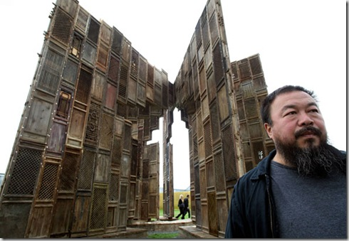 GERMANY-ART-EXHIBITION-DOCUMENTA-CHINA-WEIWEI