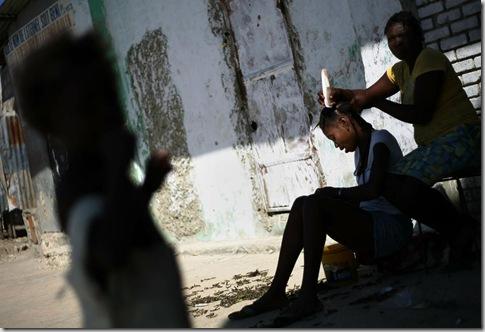 HAITI-POLITICS-RIFGTS-DUVALIER-HISTORY