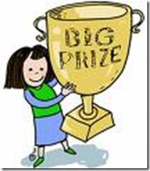 prize trophy