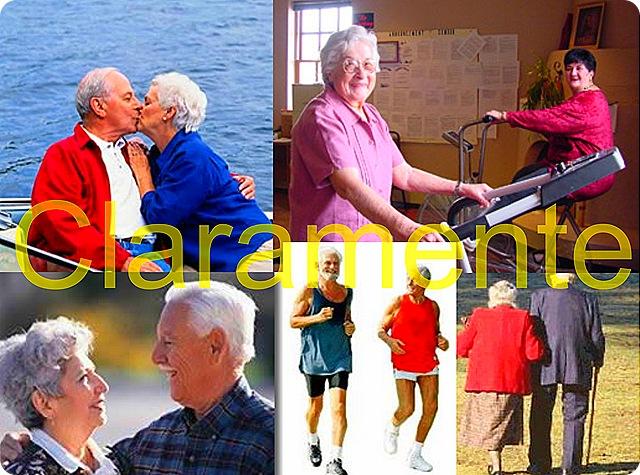CLARAMENTE - Envejecer