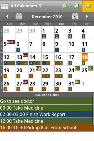Checkmark多功能日曆