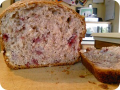 Strawberry Banana Bread 175