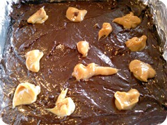 Dulce De Leche Brownies 009