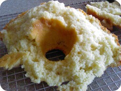 Buttermilk Pound Cake 021