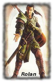 Rolan, Half-Elven Bard