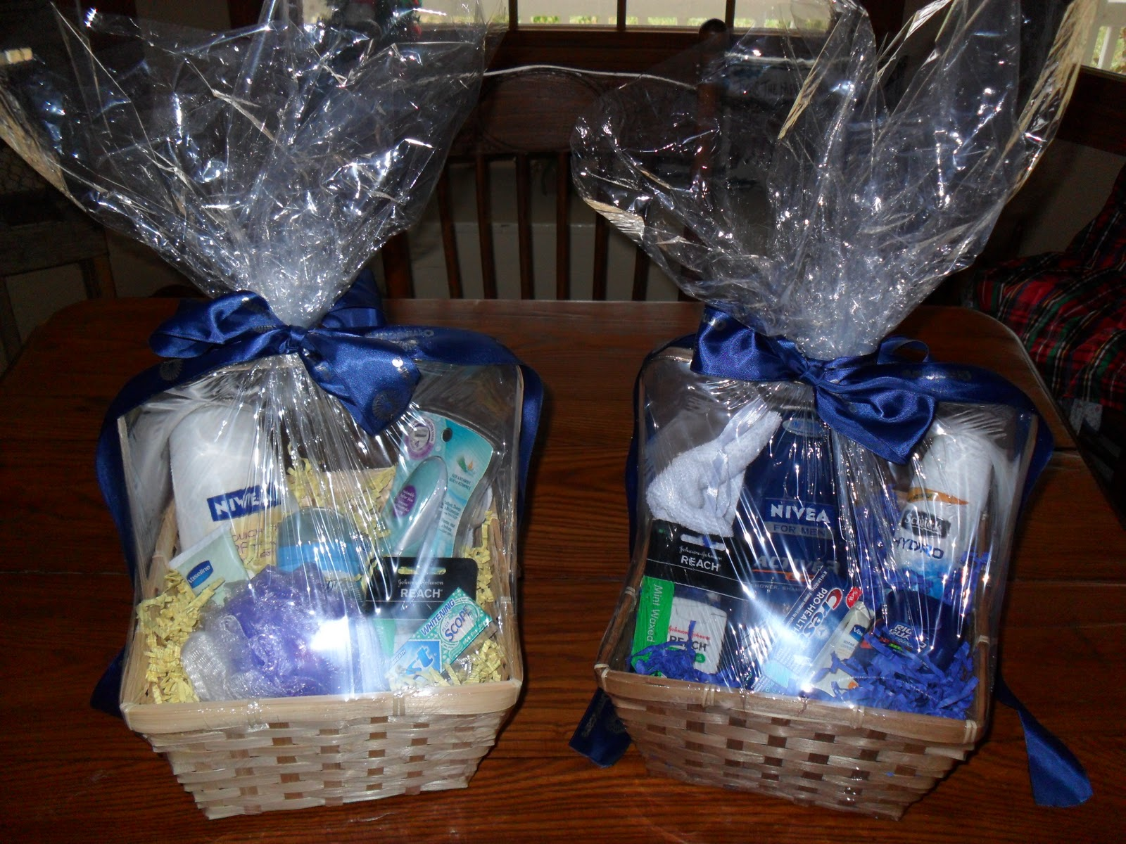 frugal gift baskets