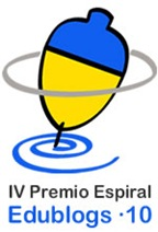 IVpremioEspiralEdublogs150