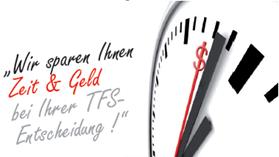 Zeit & Geld sparen bei Ihrer TFS-Entscheidung