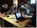 Teamwork: Sprint 1 läuft