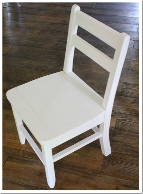 DIY Farmhouse Kitchen Chairs The Shabby Creek Cottage