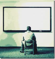 O computador é uma tela em branco?