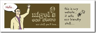 Nigel's Eco Store  by Factual Solutions