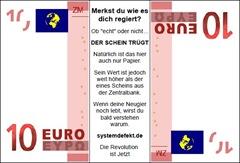 ZEuro Bills by Factual Solutions