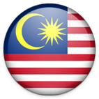 Malaysia Flag by Factual Solutions
