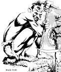 Black Troll from Dragon #141