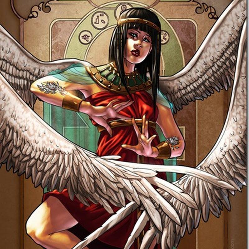 Diosas de diferentes Mitologías con forma de Mujer (Parte II)