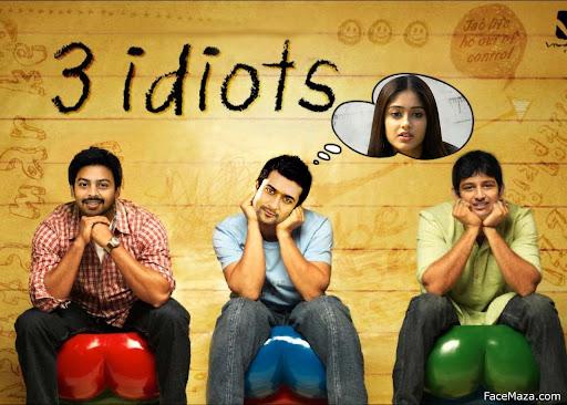 3 Idiots (Tamil film)