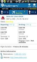 Screenshot of FlySmart Be an Airport Insider