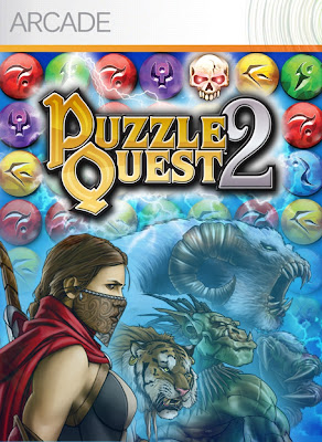 free Puzzle Quest 2-BACKLASH
