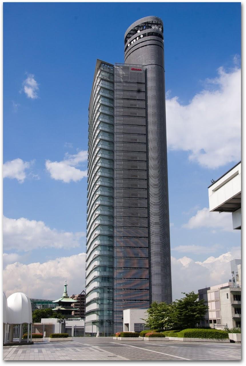 Tokyo high rise