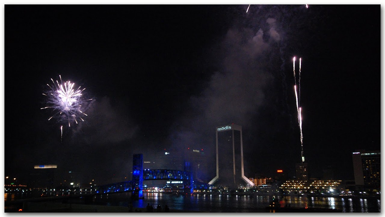 4th of July in Jacksonville