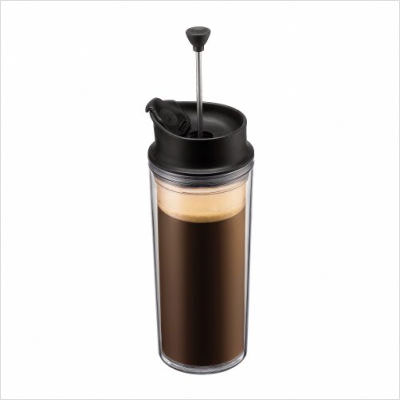 Individual French press