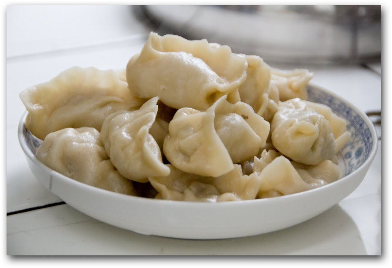 jiaozi (chinese dumplings) | The Road Forks - Travel and Food Blog