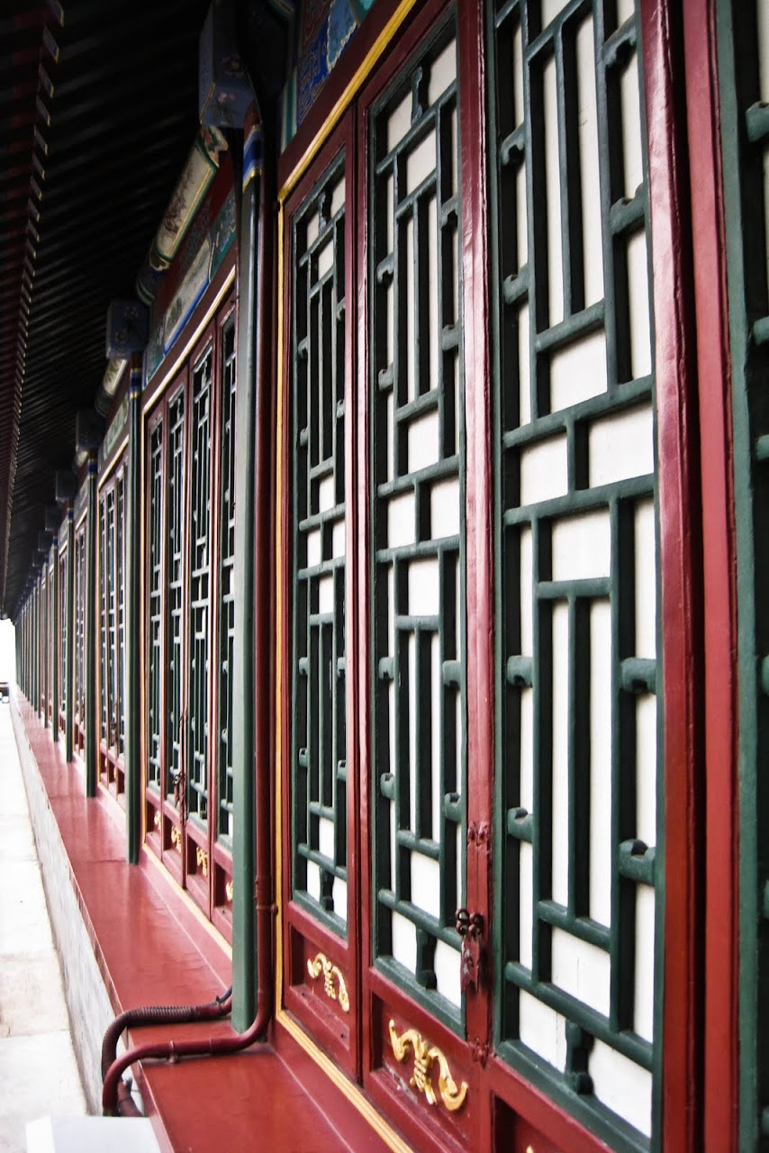 Summer Palace door