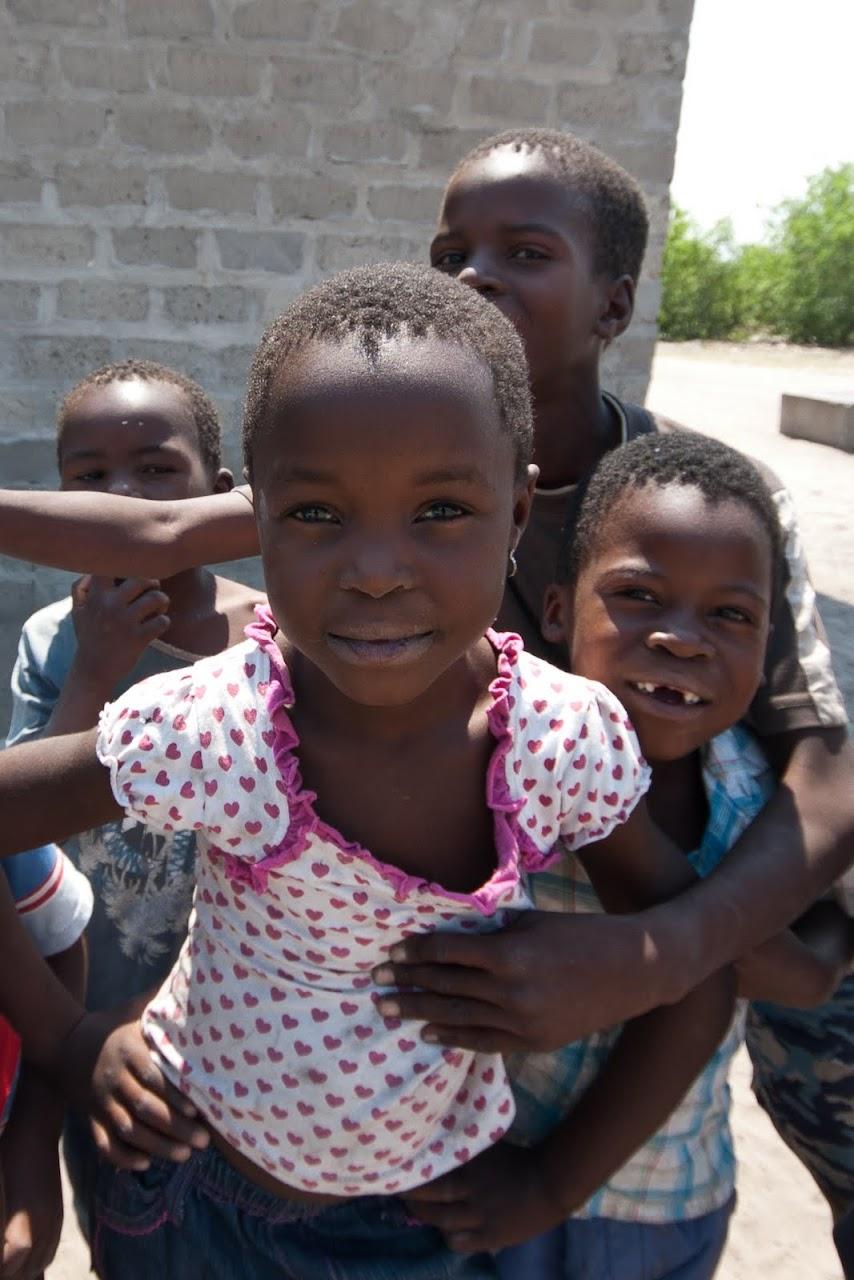 Botswanan children