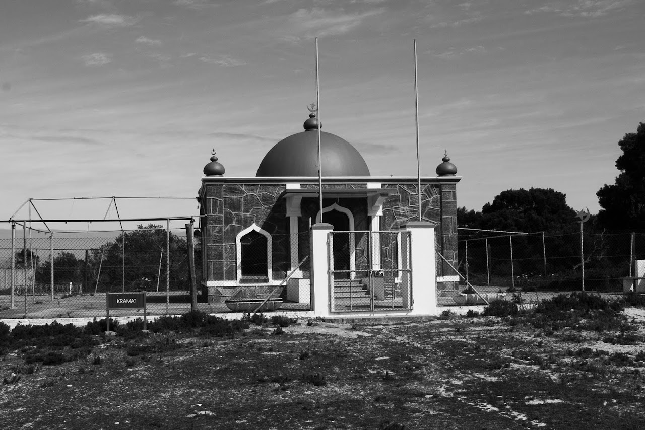 Mosque on Robben Island
