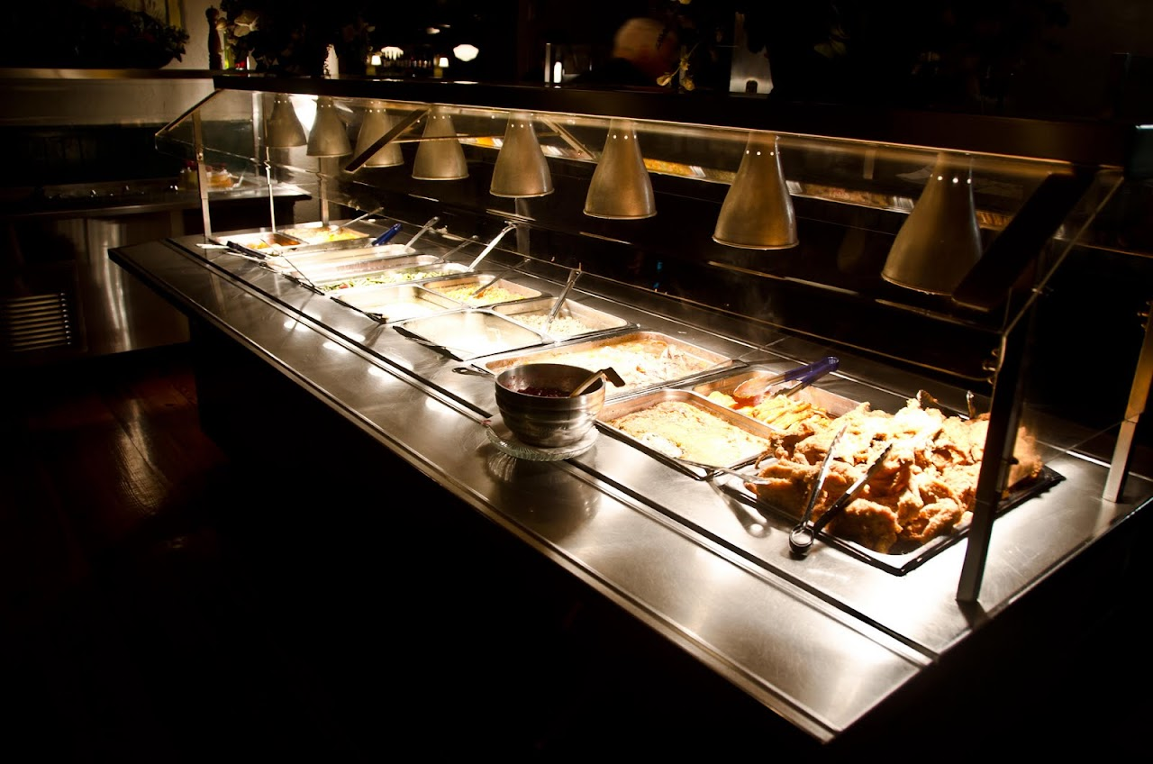 Buffet at the Lady and Sons