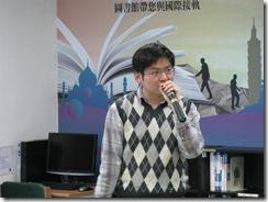 6特別邀請林口國中李政憲老師作映後分享