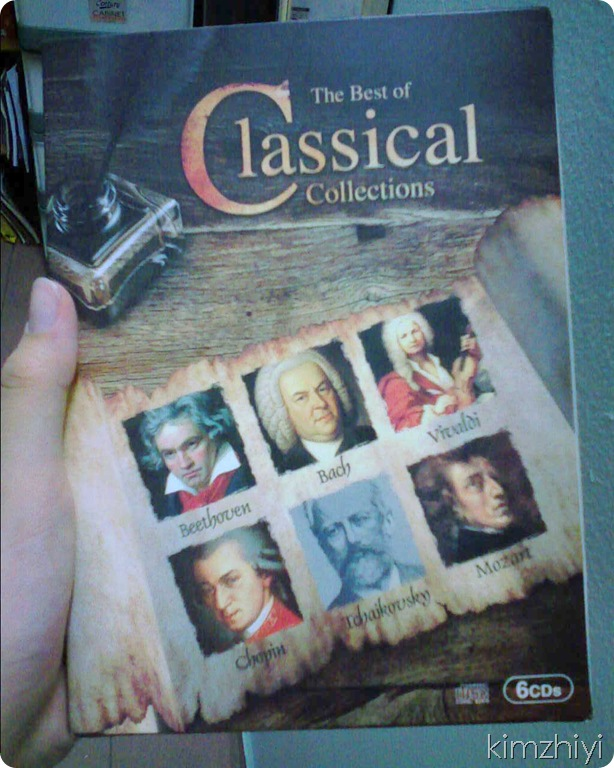 The Best Of Classical Collections
