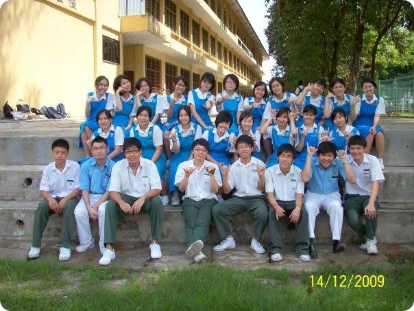 6M classmates. Late day of SPM 2
