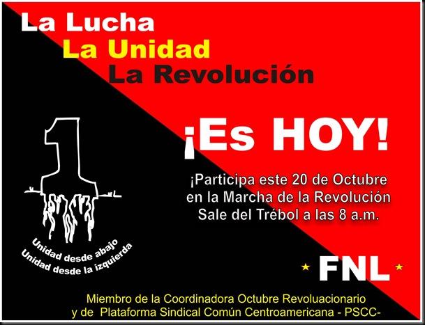 invitacion 20 octubre 2010