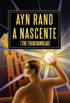 Livro A Nascente (The Fountainhead)