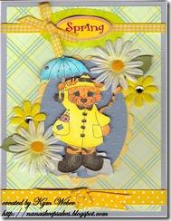 Tayla Spring Rain