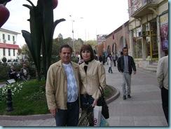 2008 11 7-9 Ανδριανούπολη έξω και στην είσοδο της κλειστής αγοράς