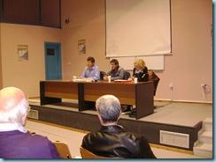 2008 11 7-9 Ορεστιάδα Συνέδριο ΠΟΥΟΕΒ, Αθανασούλας Γεώργιος, Μπιμπισίδης Κώστας, Τζιλβέ Άρτεμις