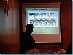 Σύλλογος ΑΡΙΣΤΟΤΕΛΗΣ Νάουσας - παρουσίαση βιβλίου στην εστία μουσών την 15-03-2009
