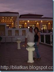 μπαλκόνι δίπλα απο αίθουσα βραδινού